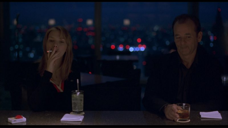 Lacoste Shirt Worn by Scarlett Johansson in Lost in Translation (2003) - Movie Product Placement