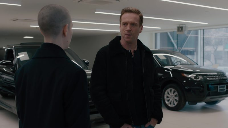 Land Rover (Range Rover) Dealership in Billions: All the Wilburys (2018) TV Show Product Placement