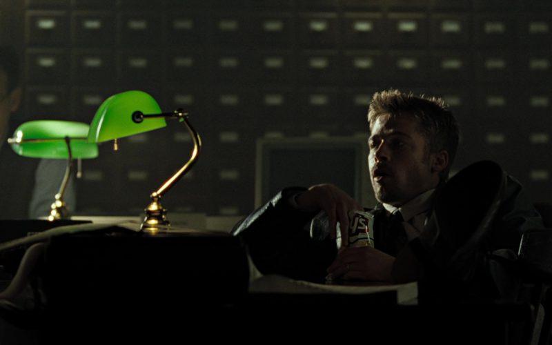 Lay's Chips Held by Brad Pitt in Seven (Se7en)