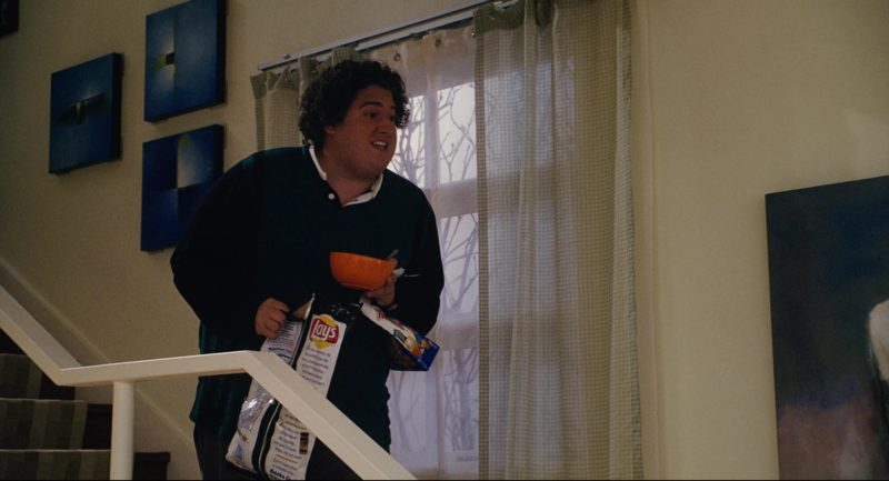 Lay's and Twinkies in Click (2006) Movie Product Placement