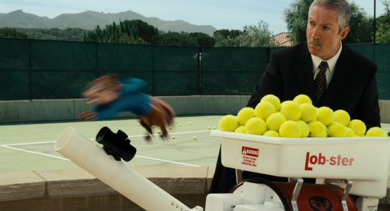 Lobster Tennis Ball Machine in Alvin and the Chipmunks (2007) - Movie Product Placement