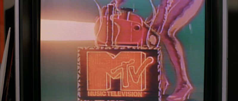 MTV Channel in Ferris Bueller's Day Off (1986) Movie