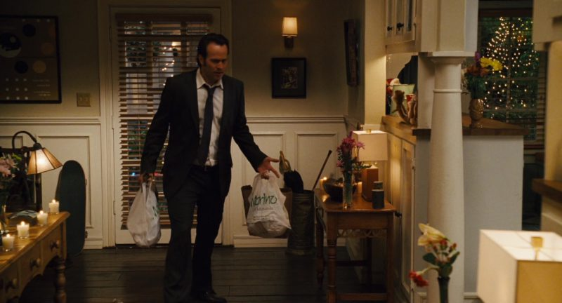 Marino Ristorante (Italian Restaurant) Plastic Bags in Alvin and the Chipmunks (2007) - Movie Product Placement