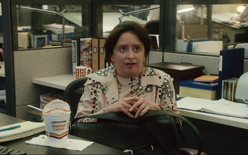 Maruchan Instant Lunch and Rachel Dratch in Click (4)