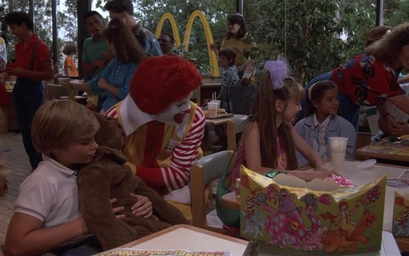 McDonald's Restaurant in Mac and Me (2)