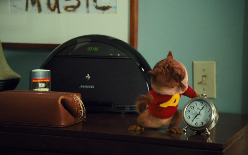 Meridian Audio Clock in Alvin and the Chipmunks (1)
