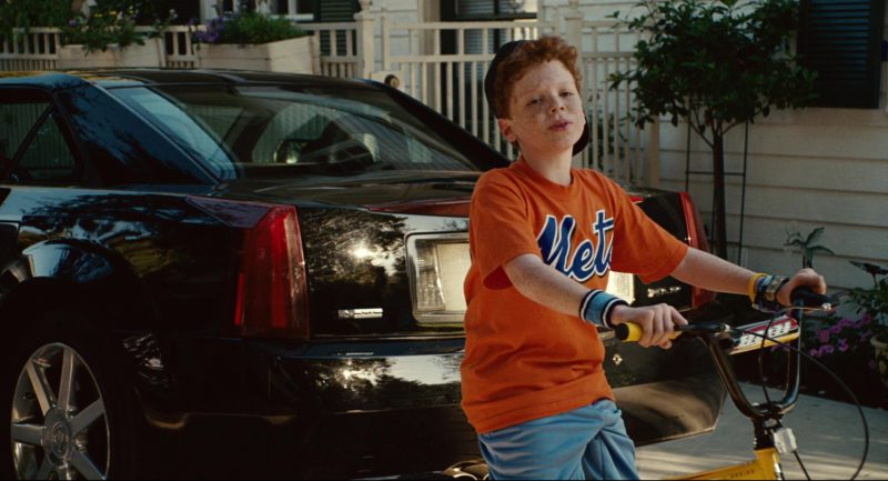 Mets T-Shirt Worn by Cameron Monaghan in Click (2006) Movie Product Placement