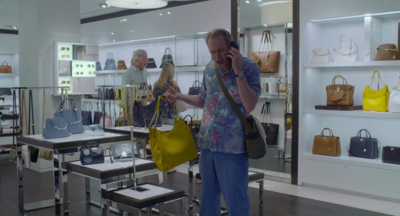Michael Kors in The Week Of (2018) Movie Product Placement