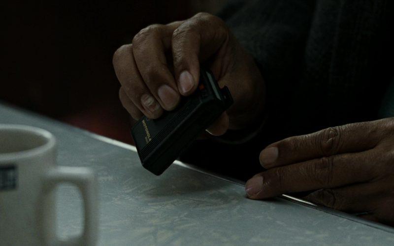 Motorola Pager Used by Morgan Freeman in Seven (Se7en)