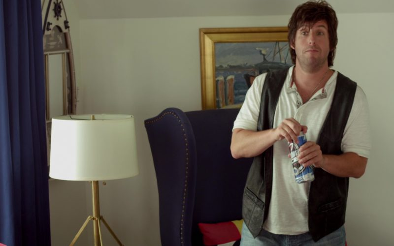 Natural Ice Beer and Adam Sandler in That's My Boy (1)