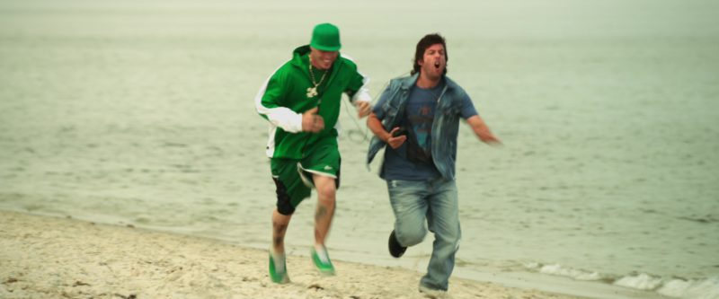 Nike Air Jordan Jacket and Shorts Worn by Vanilla Ice in That's My Boy (2012) - Movie Product Placement