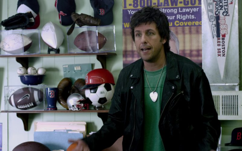 Nike Football and Boston Red Sox in That's My Boy (1)