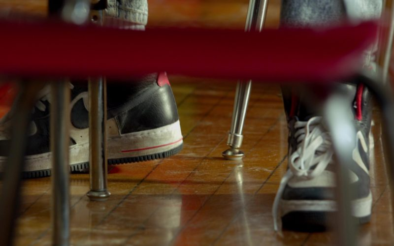Nike Sneakers Worn by Justin Weaver in That's My Boy (1)