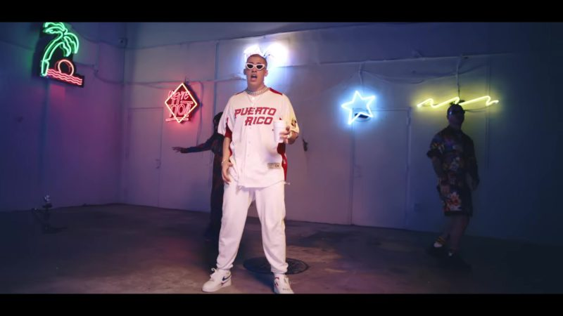 Nike Sneakers in I Like It by Cardi B, Bad Bunny & J Balvin (2018) - Official Music Video Product Placement