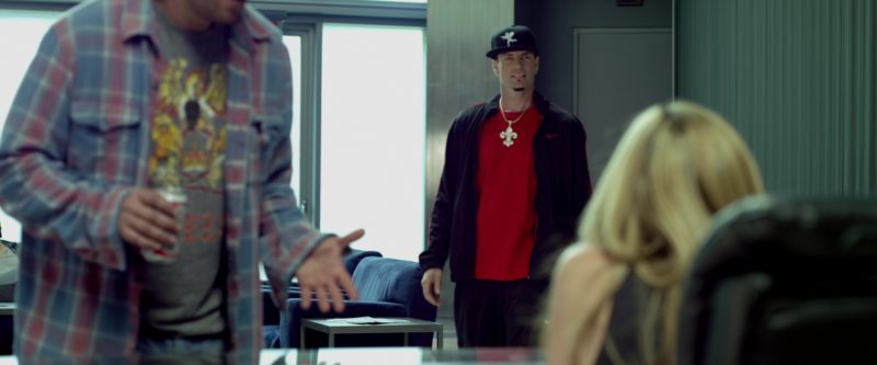 Nike Tracksuit Worn by Vanilla Ice in That's My Boy (2012) Movie Product Placement