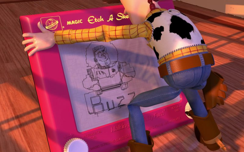 Ohio Art Classic Etch-A-Sketch Screen in Toy Story (2)