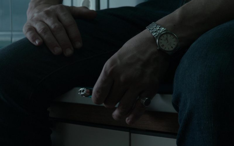 Omega Watch Worn by Joel Edgerton in Red Sparrow (1)