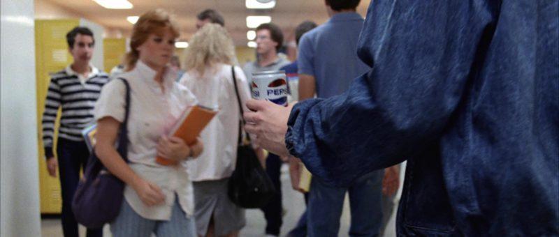 Pepsi in Ferris Bueller's Day Off (1986) Movie