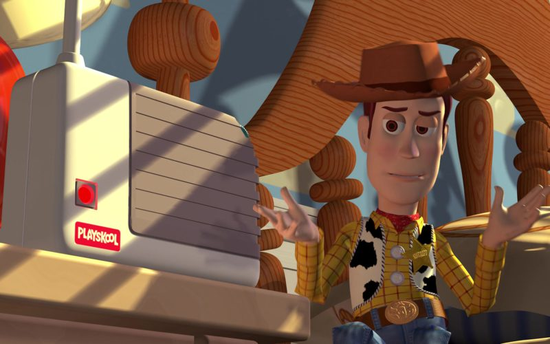 Playskool Baby Monitors in Toy Story (3)