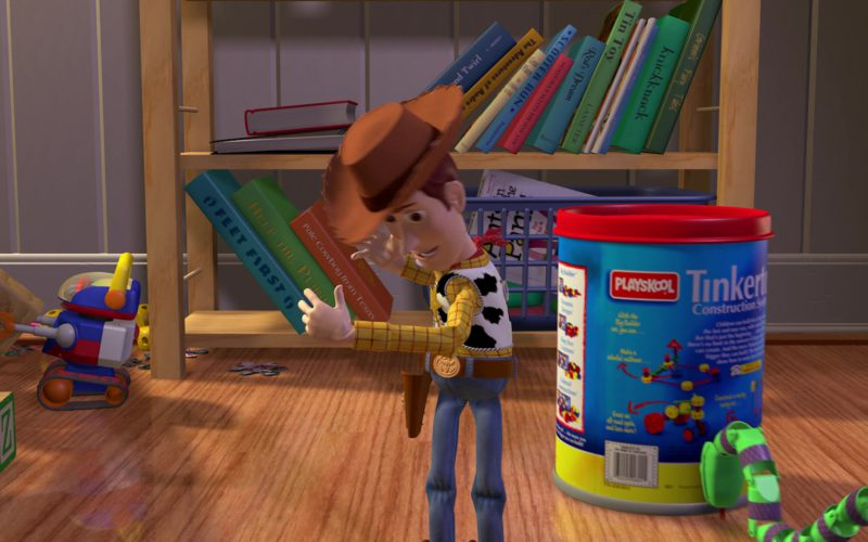 Playskool Tinkertoy Construction System in Toy Story (1)
