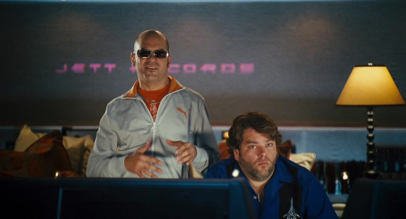Puma Jacket Worn by David Cross in Alvin and the Chipmunks (2007) - Movie Product Placement