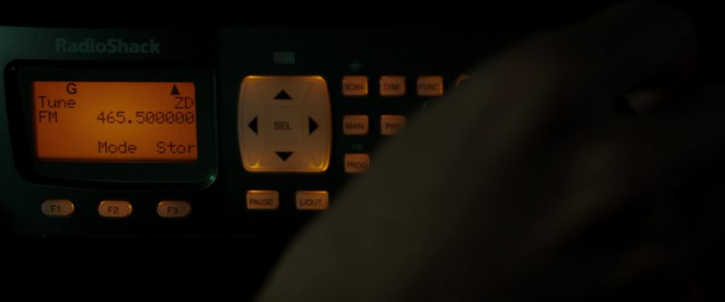 RadioShack in Nightcrawler (2014) - Movie Product Placement