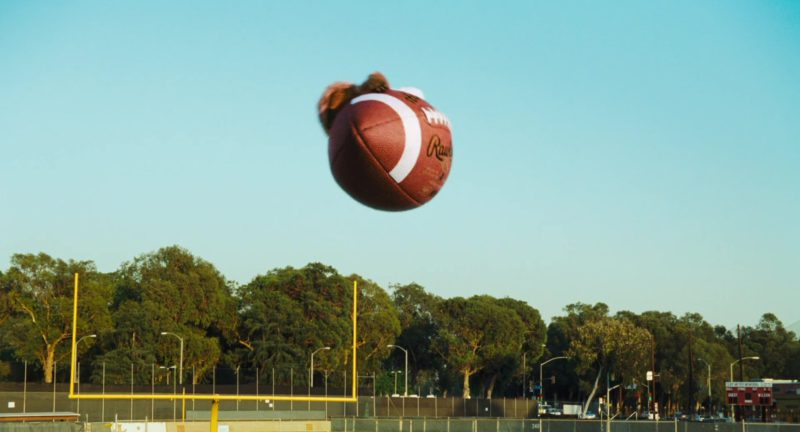 Rawlings Football in Alvin and the Chipmunks: The Squeakquel (2009) - Movie Product Placement