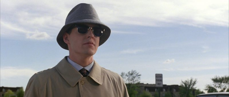 Ray-Ban Clubmaster Sunglasses Worn by Matthew Broderick in Ferris Bueller's Day Off (1986) Movie Product Placement