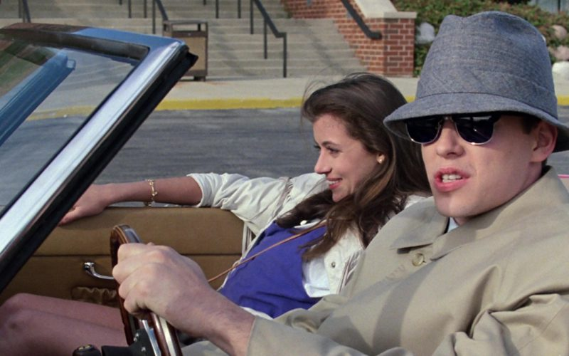Ray-Ban Clubmaster Sunglasses Worn by Matthew Broderick (4)