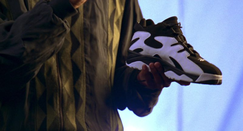 Reebok Men's Sneakers in Jerry Maguire (1996) - Movie Product Placement