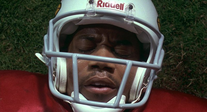 Riddell Football Helmet Worn by Cuba Gooding Jr. in Jerry Maguire (1996) - Movie Product Placement