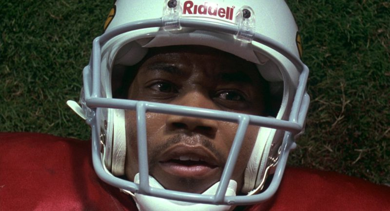 Riddell Football Helmet Worn by Cuba Gooding Jr. in Jerry Maguire (1996) Movie Product Placement