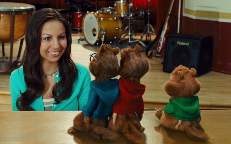 Roland Amplifier in Alvin and the Chipmunks (1)