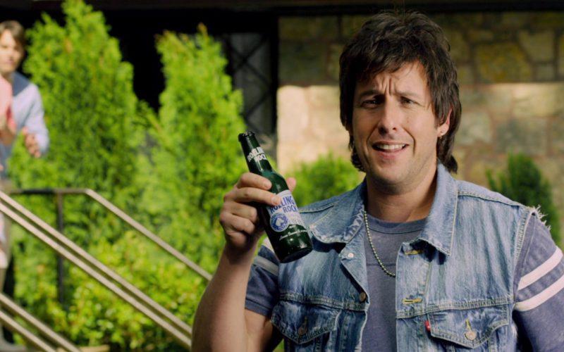 Rolling Rock Beer and Adam Sandler in That's My Boy (1)