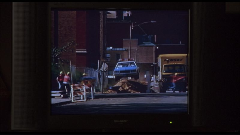 Sharp TV and Penske Truck in Lost in Translation (2003) - Movie Product Placement