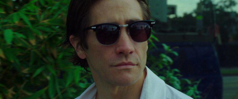 Shuron Ronsir Sunglasses Worn by Jake Gyllenhaal in Nightcrawler (2014) - Movie Product Placement