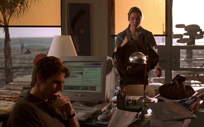 Silicon Graphics Monitor Used by Tom Cruise in Jerry Maguire (5)