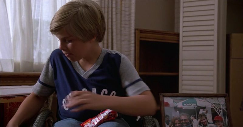 Skittles in Mac and Me (1988) - Movie Product Placement