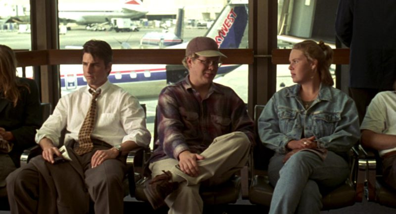 SkyWest Airlines Aircraft in Jerry Maguire (1996) - Movie Product Placement