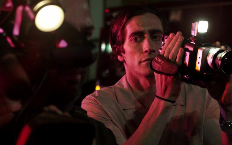 Sony Camcorder Used by Jake Gyllenhaal in Nightcrawler (4)
