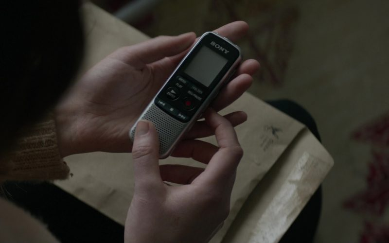 Sony Digital Voice Recorder Used by Jennifer Lawrence in Red Sparrow (3)