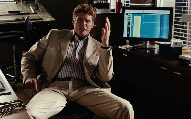 Sony Monitor Used by David Hasselhoff in Click (1)