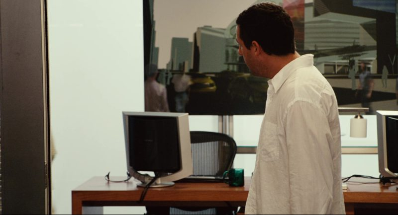 Sony Monitors in Click (2006) Movie Product Placement