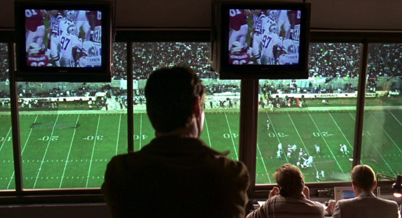 Sony TVs in Jerry Maguire (1996) - Movie Product Placement