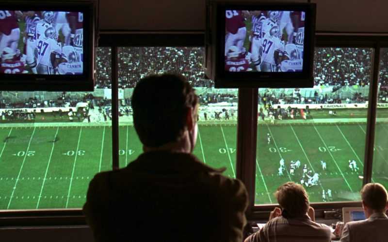 Sony TVs in Jerry Maguire (7)