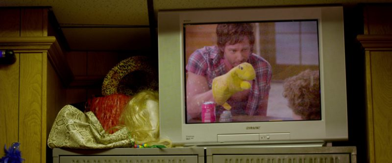 Sony TV's in That's My Boy (2012) - Movie Product Placement