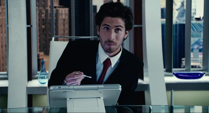 Sony Tablet PC Used by Jake Hoffman in Click (2006) - Movie Product Placement