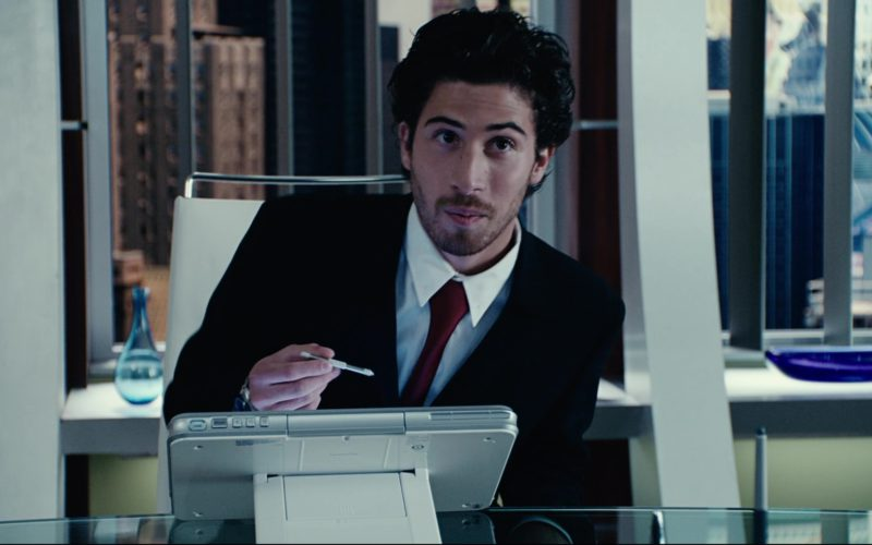 Sony Tablet PC Used by Jake Hoffman in Click (1)