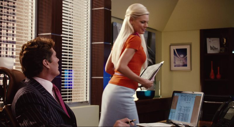 Sony Vaio Laptop Used by David Hasselhoff in Click (2006) Movie Product Placement