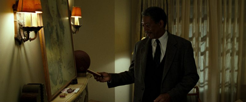Spalding Ball (Basketball) in Seven (Se7en) (1995) Movie Product Placement